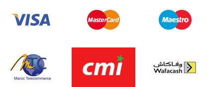 AjiNsafro Payment par carte