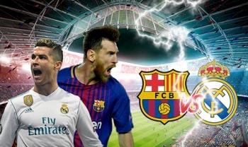 Offre spéciale : El Clásico FC Barcelone Vs Real Madrid Du 04 Au 07 Mai 2018