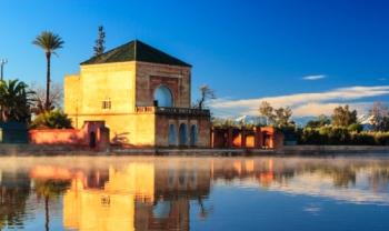 Circuit 3 jours : Agadir - Marrakech - Terre d'Amanar Du  30 - 31 - 01 Janvier 2018