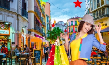 Week-end Shopping : Malaga - Torremolinos - Marbella | Départ Chaque week-end !