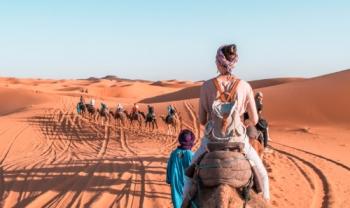 Week-End en plein désert à Merzouga / le 28 - 29 Avril 2018