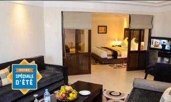 Vente Flash été: chambre double en DP à 640 dhs à l'hôtel BEST WESTERN ODYSSEE Agadir