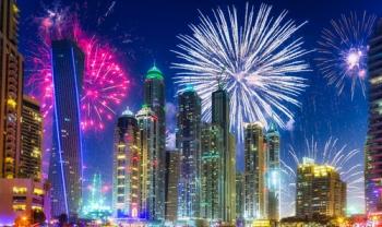 FIN D'ANNEE A DUBAI DU 26 AU 02 JANVIER 2018