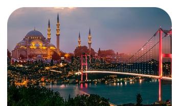 Circuit Istanbul 07 Jours / 06 Nuits à Partir De 7900 MAD Du 06 au 13 Avril 2019