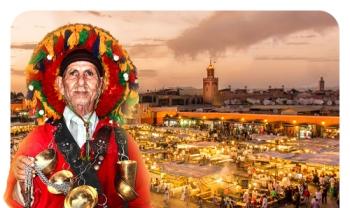 Week-End à Marrakech - Bin El Ouidane - Ouzoud Du 27 - 28 Janvier 2018