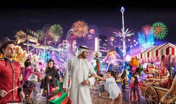 DUBAI FESTIVAL SHOPPING : Dubai une destination réputé pour son shopping de luxe Du 18 au 25 Janvier 2020