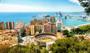COSTA DEL SOL / Malaga - Torremolinos - Marbella : Du 25 au 28 Juin 2018