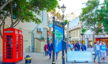 Gibraltar: le luxe anglais au bord du méditerrané, avec AjiNsafro; à 3750 MAD