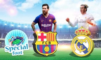 Offre Spéciale : El Clásico FC Barcelone Vs Real Madrid Du 18 Au 20 Décembre 2019 à partir de 3990