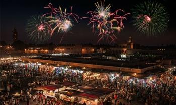 Offres fêtes fin d'année & nouvel an 3 Jours à Marrakech Vol + Hotel Aqua Mirage Club All Inclusive 02 adultes 01 enfant