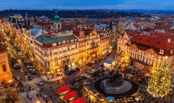 Spécial Prague, la ville des cents clochers, un château et les ponts. à 3990 MAD Seulement chez AjiNsafro
