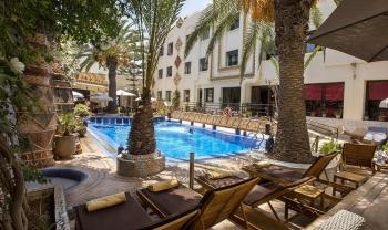 Profitez d'un séjour mémorable en famille à L'Hotel Almoggar Garden Beach à partir 760 MAD