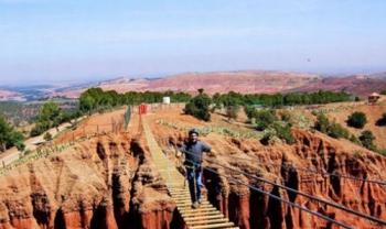 Bin El Ouidane - Ouzoud - Marrakech - Ourika - Terres d'Amanar | Départ chaque Jeudi durant tout le mois de Février !