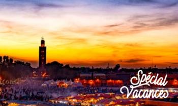 Circuit 4 jours à Marrakech - Agadir - Essaouira à seulement 1700 MAD !