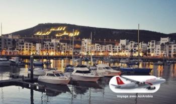 6 Jours / 5 Nuits à Agadir par avion plus excursion à Legzira - Mirleft et Tiznit !