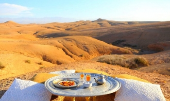 Circuit 3 Jours mixte entre la nature d'imlil et le désert D'agafay | Plusieurs départ disponible